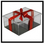 CRYSTAL CLEAR GIFT BOX
